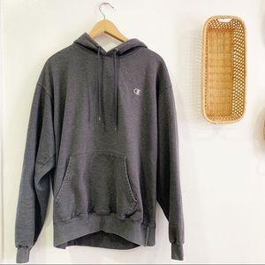 Vintage Champion Eco Pullover Sweatshirt Hoodie